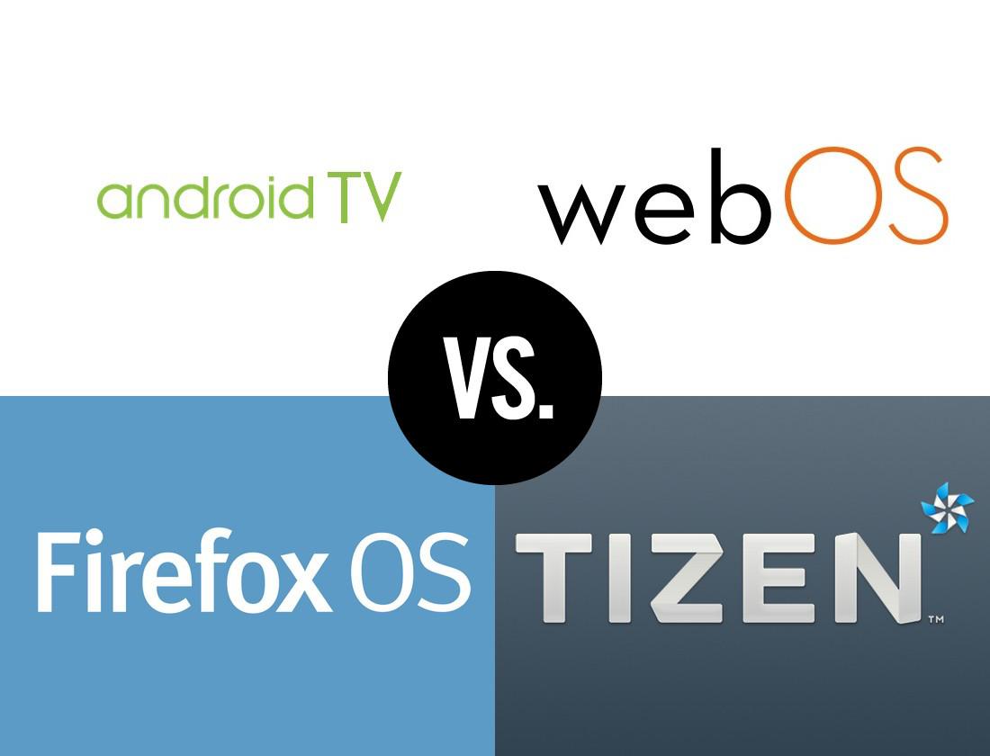 OS TV versus