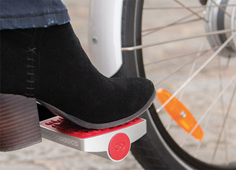 pedale connectée connected cycle
