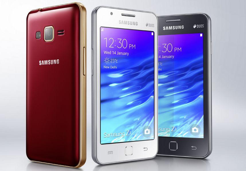 Samsung Z1 ventes