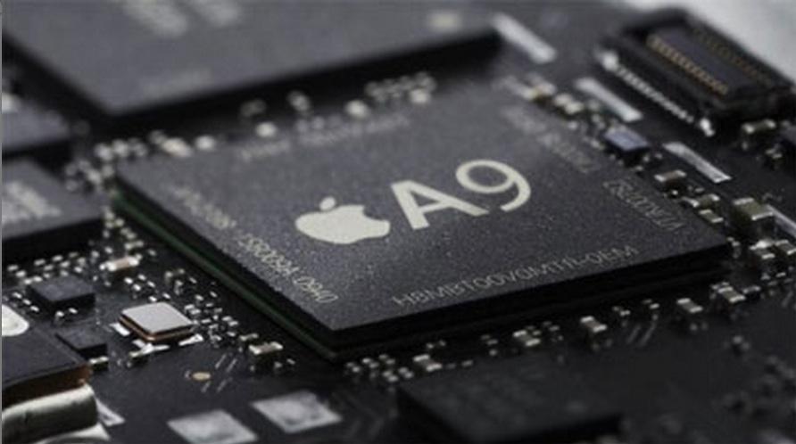 Samsung ferait 75% des puces A9 d'Apple