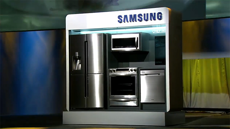 samsung-conference-ces-2015-electroménager