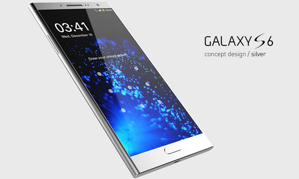 Galaxy S6 CES 2015