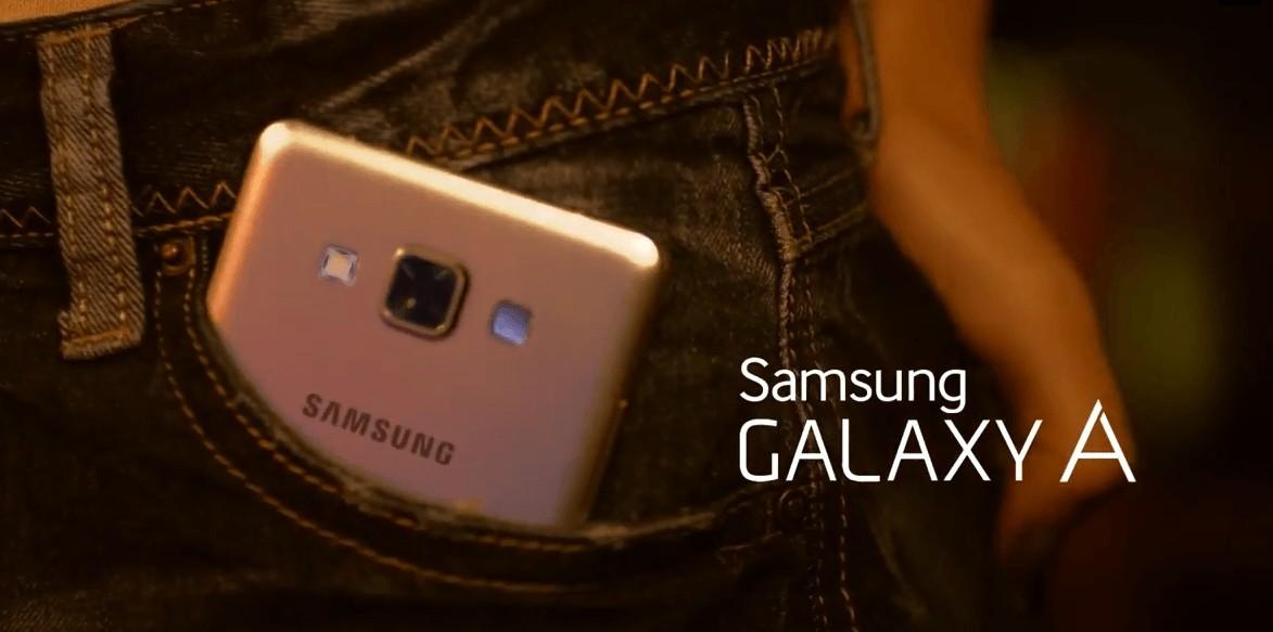 Samsung Galaxy A3 et A5 en précommande