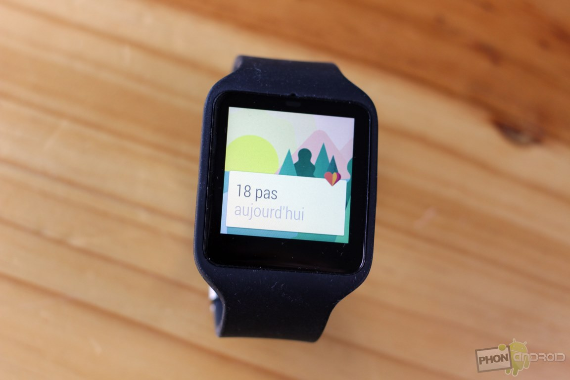 sony smartwatch 3 android wear