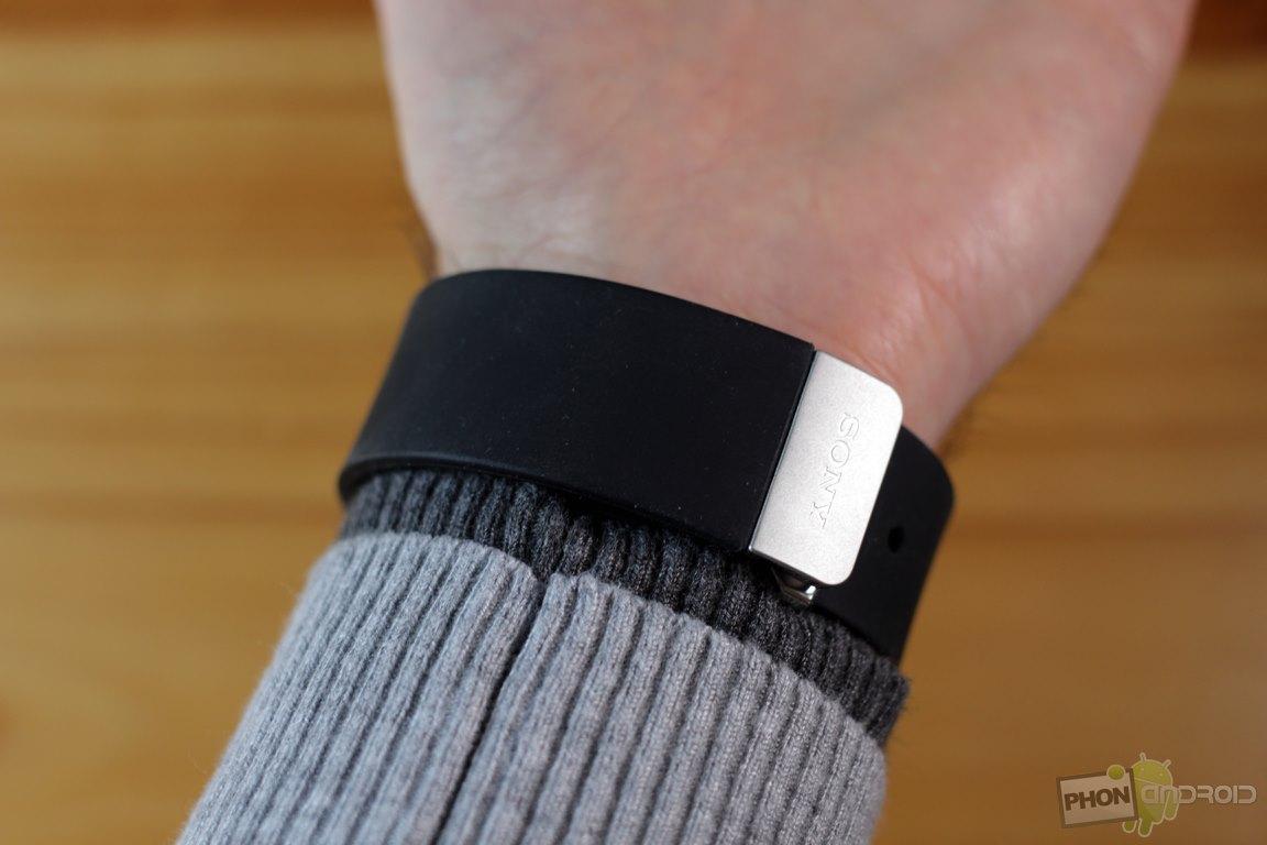 sony smartwatch 3 bracelet