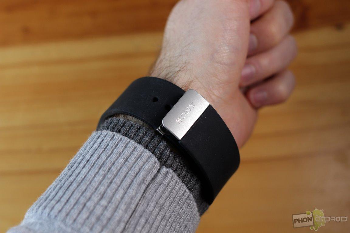 sony smartwatch 3 changer bracelet