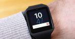 sony smartwatch 3 test