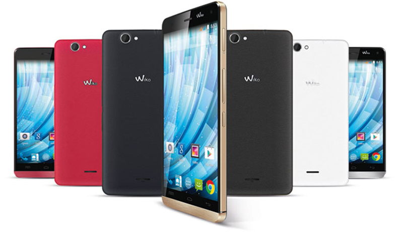 wiko renouvellement gamme