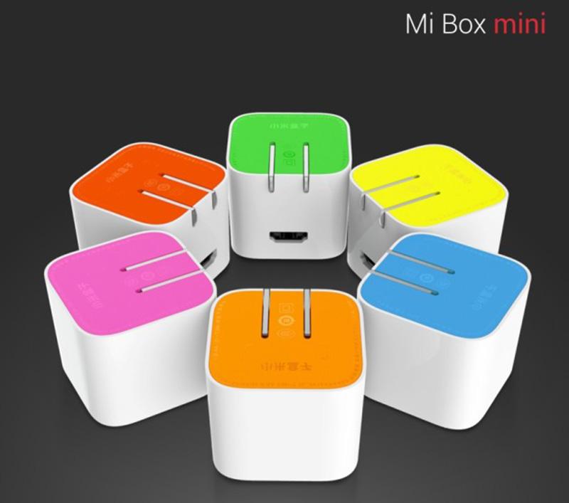 xiaomi mi box mini officielle boitier tv