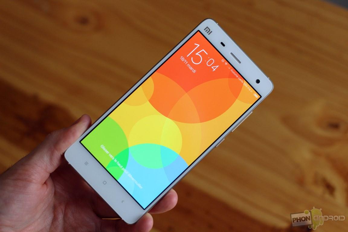 Xiaomi Mi5 caractéristiques techniques