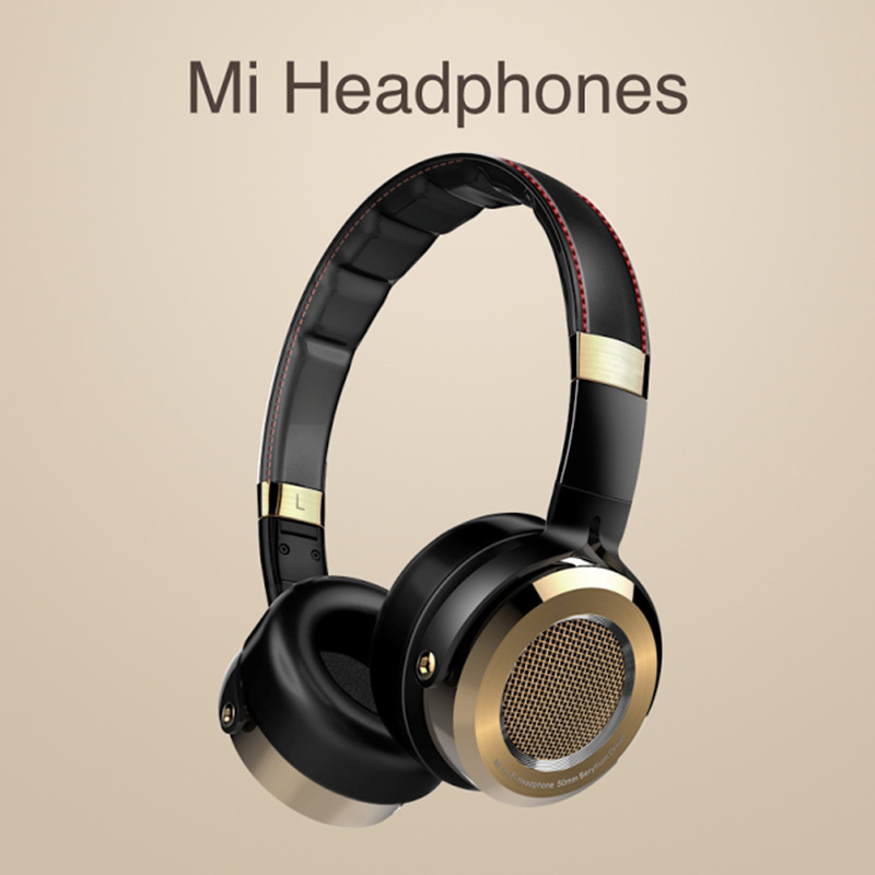 xiaomi mi headphones officiel casque audio