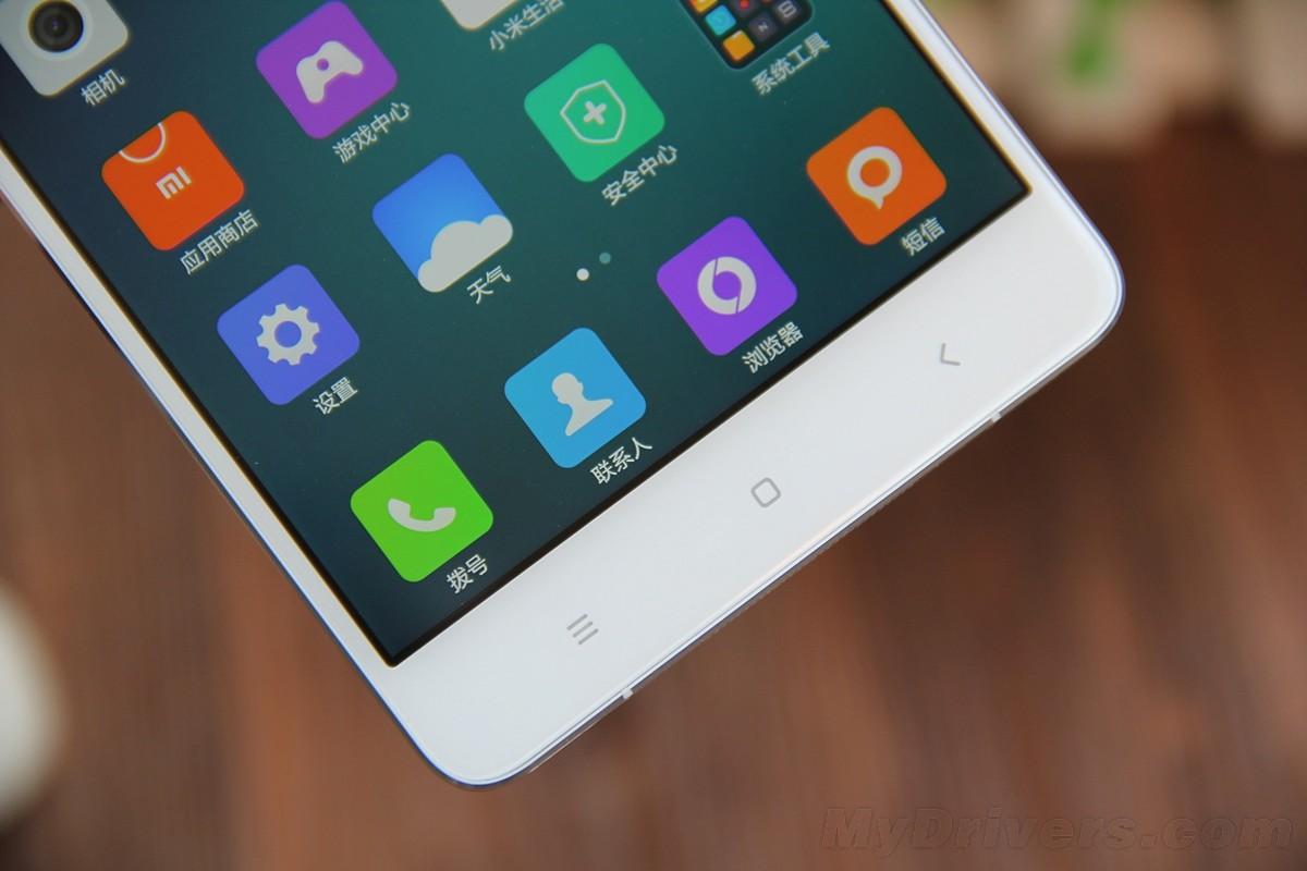 Xiaomi Mi Note ecran