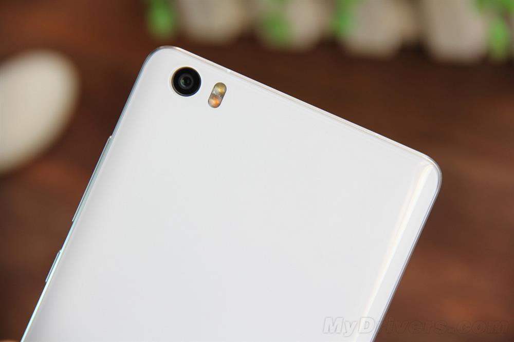 Xiaomi Mi Note camera