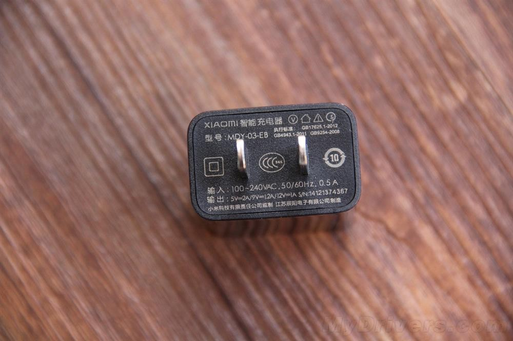 Xiaomi Mi Note chargeur