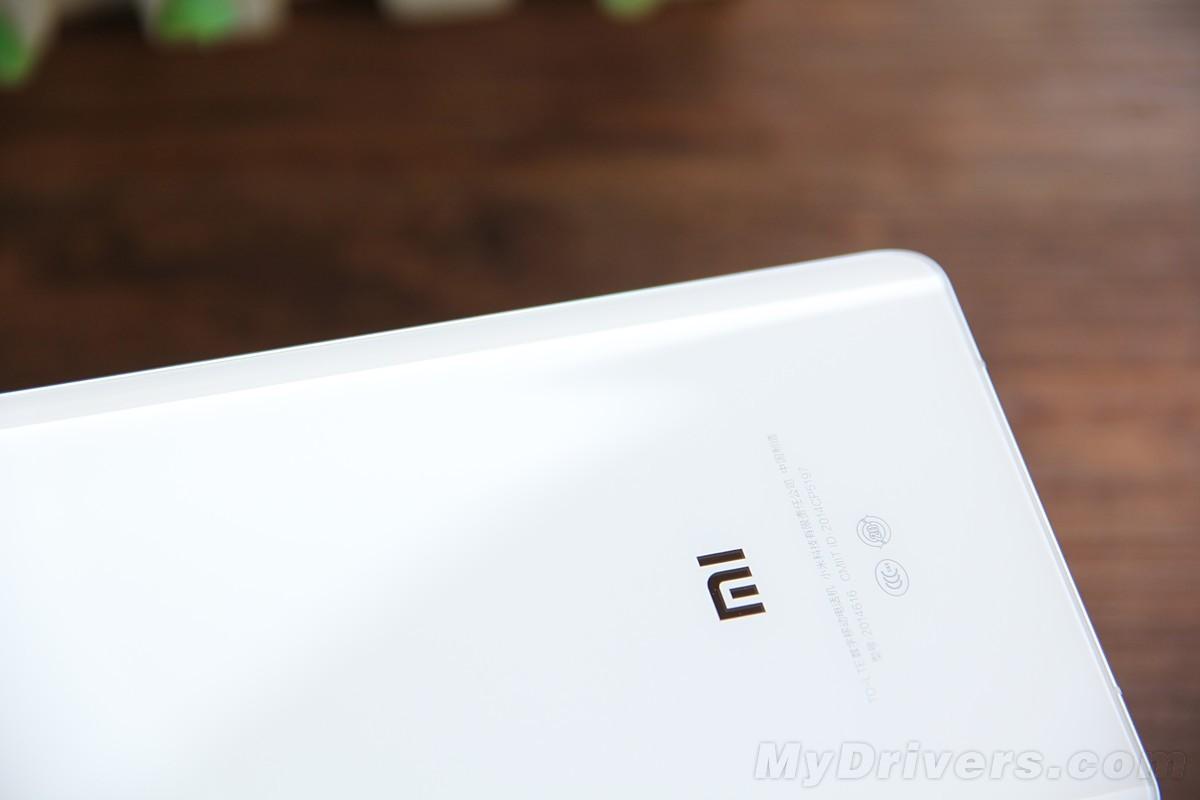 Xiaomi Mi Note courbe