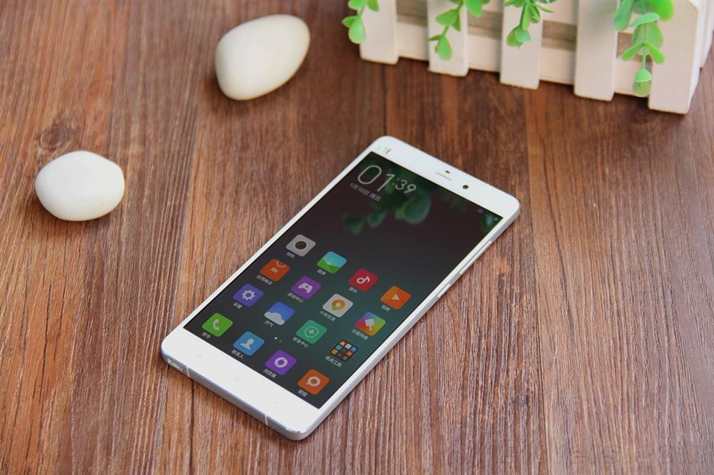 Xiaomi Mi Note deballage
