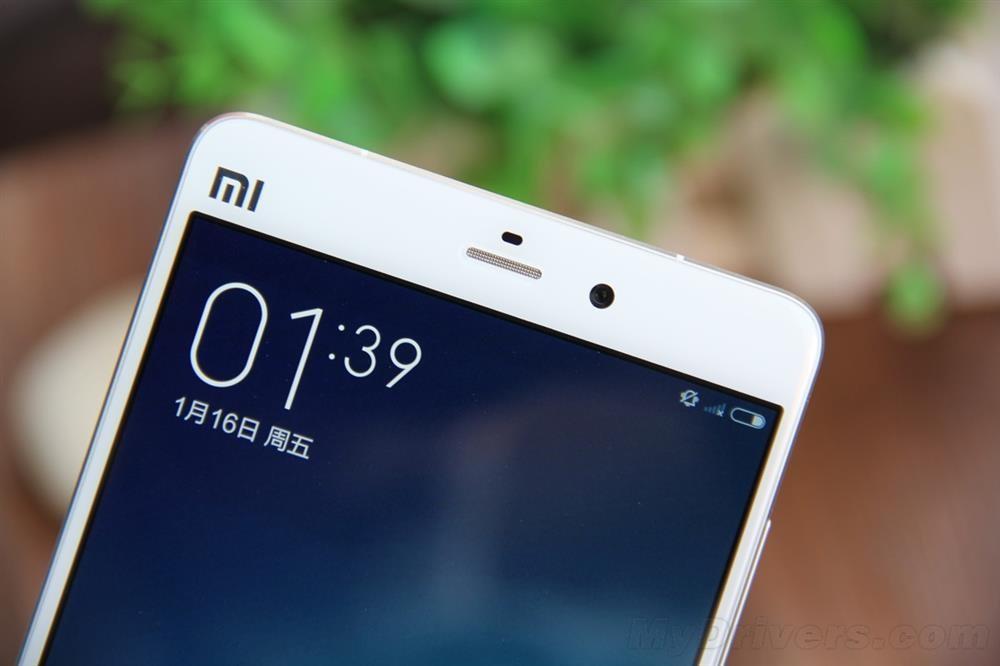 Xiaomi Mi Note haut ecran