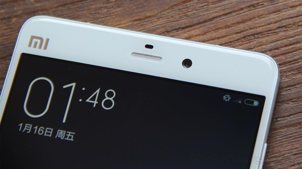 Xiaomi Mi Note camera frontale