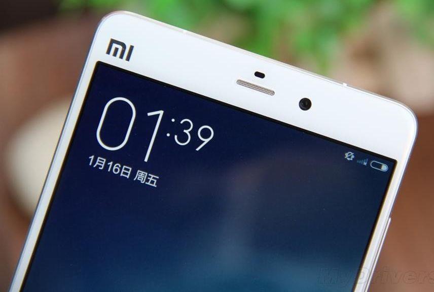 Xiaomi Mi Note ventes