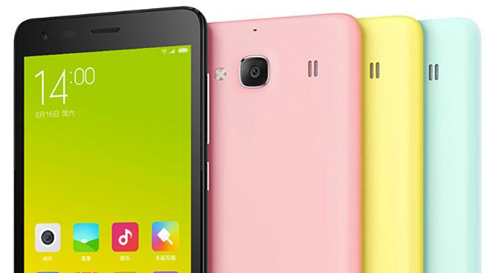 Xiaomi Redmi 2 120 000 ventes en 4 minutes