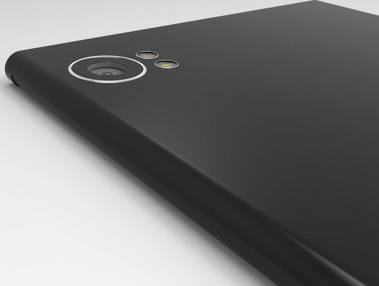 Sony Xperia Curve caméra