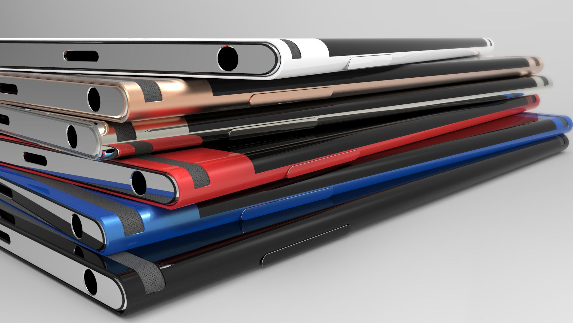 Sony Xperia Curve coloris