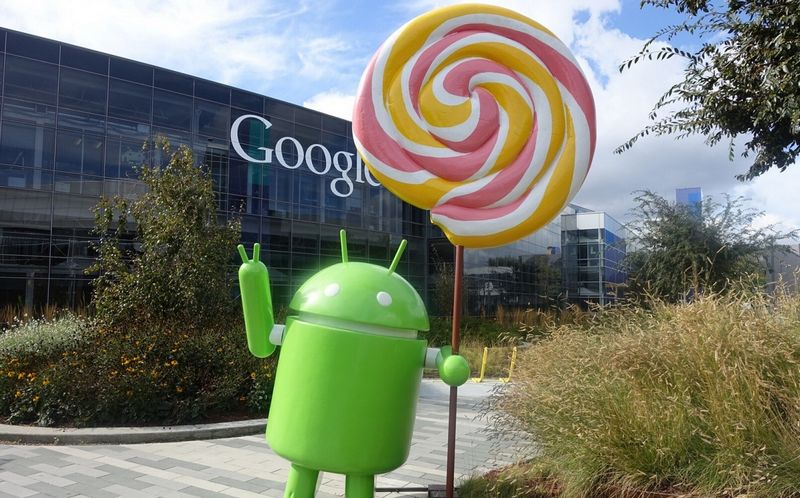 date de sortie Android 5.1 Lollipop