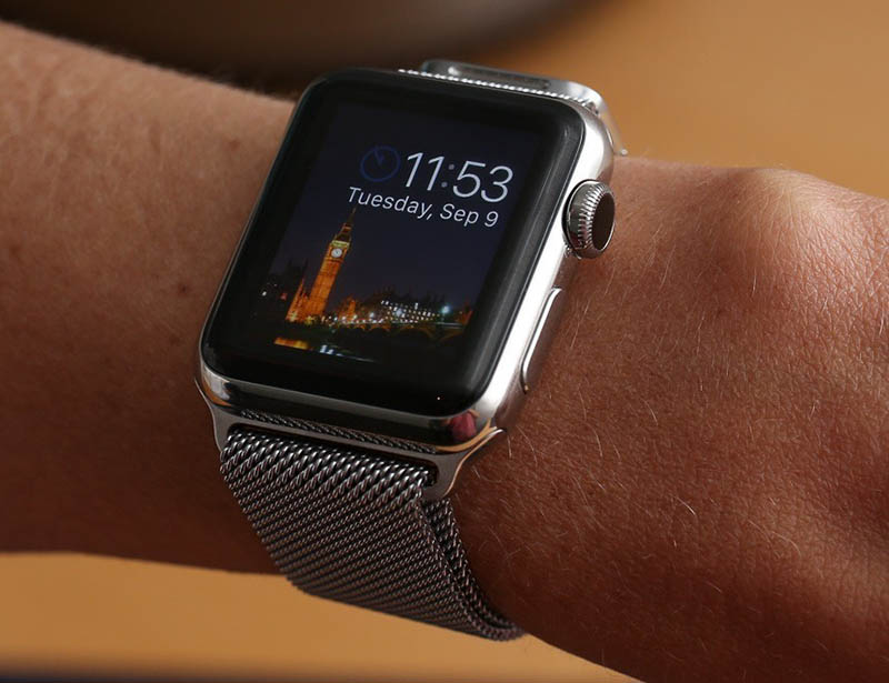 apple watch 7 fois plus ventes sortie android wear un an