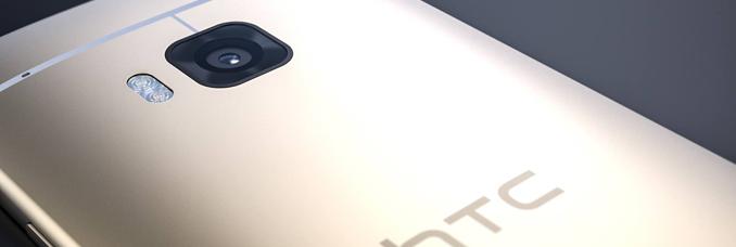 vidéo de la prise en main du HTC One M9