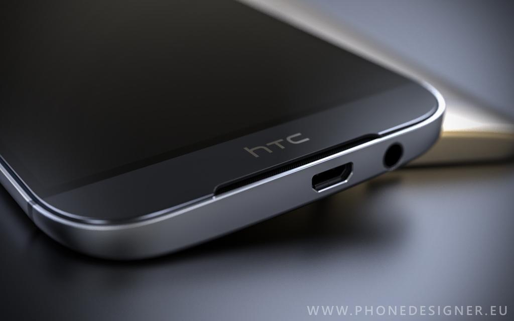 rendu HTC One M9