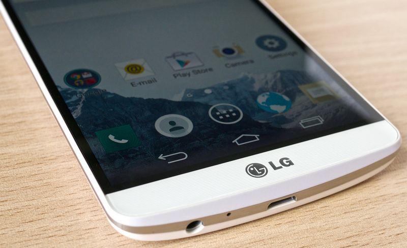 LG G4 annonce officielle