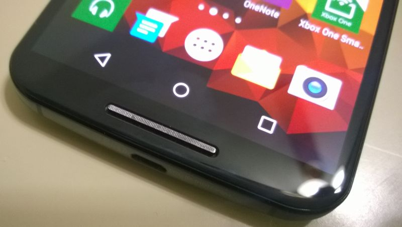 Moto X 2014 Android 5.0.2 Lollipop