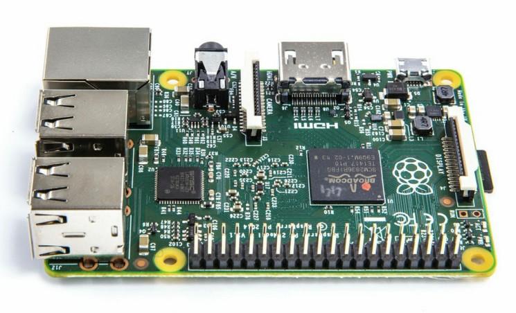 Raspberry Pi 2 détail