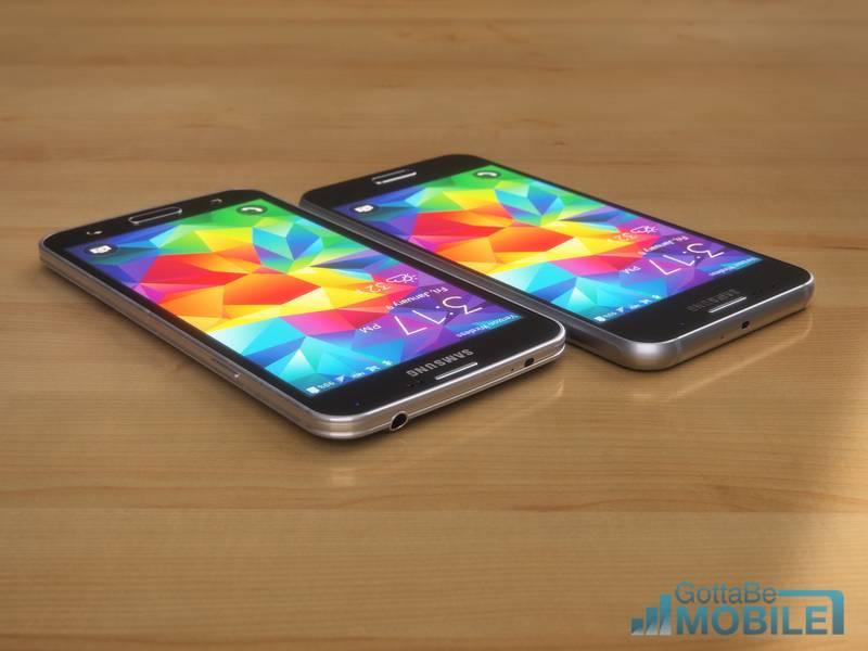galaxy s6, Le Galaxy S6 déjà comparé avec les Galaxy S5, Alpha et iPhone 6