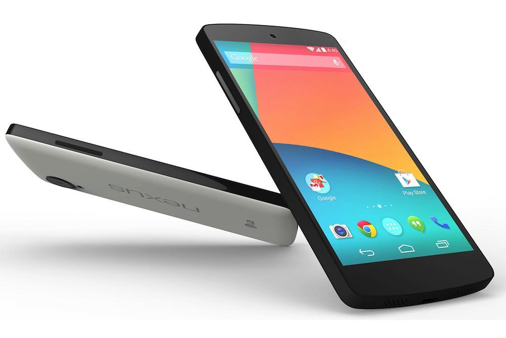 Android Kitkat sur Nexus 5