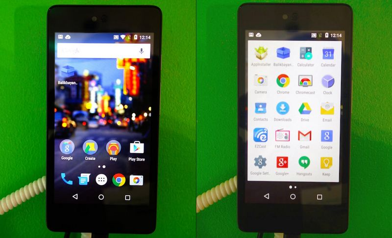 Android Lollipop Android One