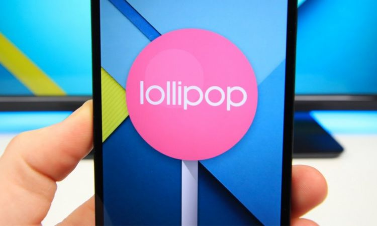 Android Lollipop tests batterie