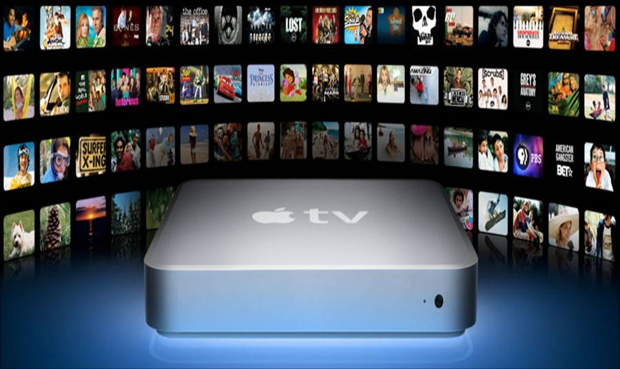 apple tv android tv netflix