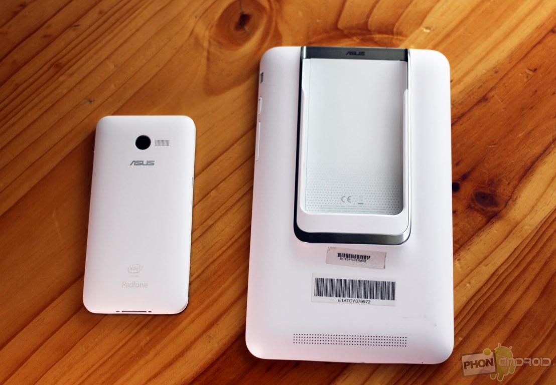 asus padfone mini dock smartphone