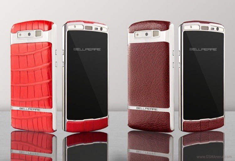bellperre touch smartphone luxe