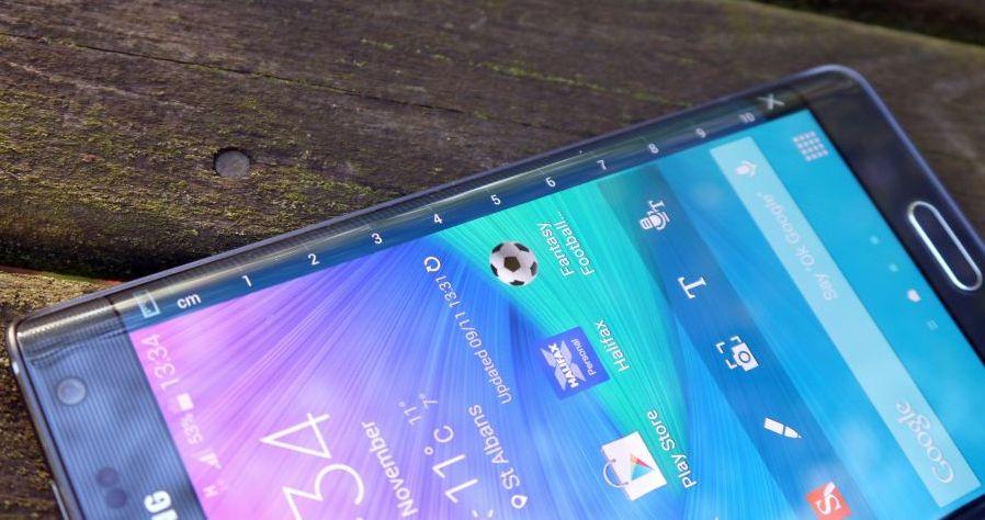 benchmark Galaxy S6 Edge