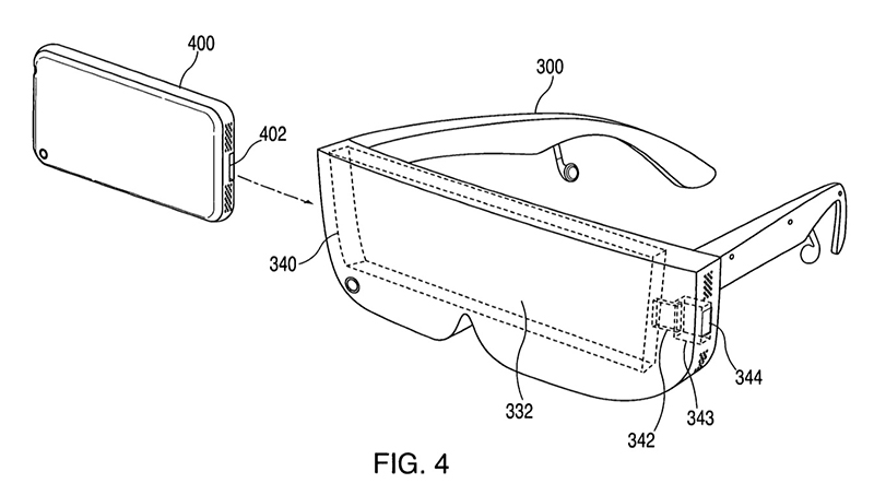 brevet apple casque realite virtuelle