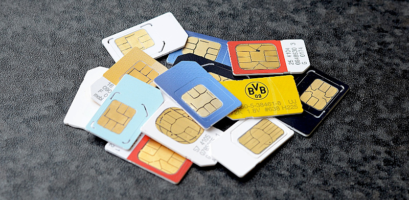 Carte SIM, des clés de cryptage volées