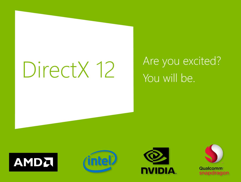 DirectX 12, une révolution de la 3D