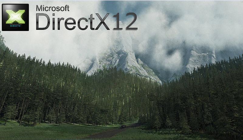 DirectX 12 sous Windows 10