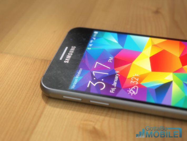 écran Galaxy S6