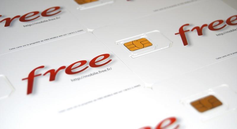 Free mobile accélère sur la 4G