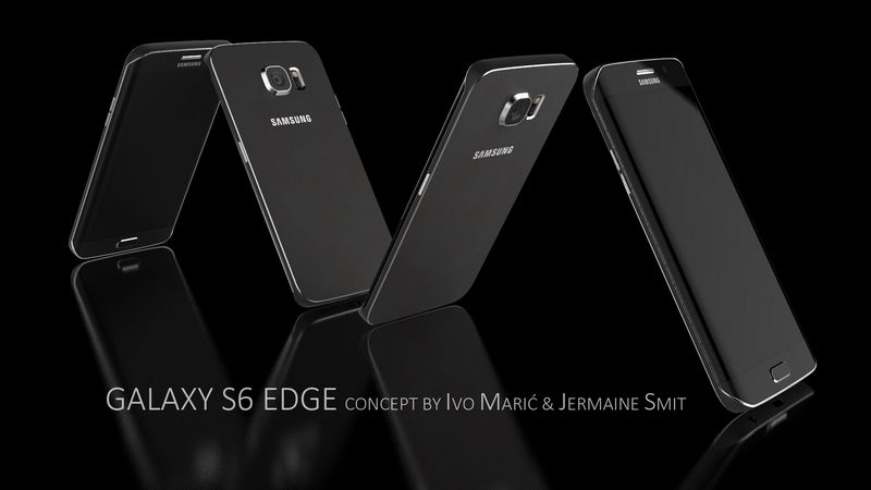 Galaxy S6 S Edge tranche