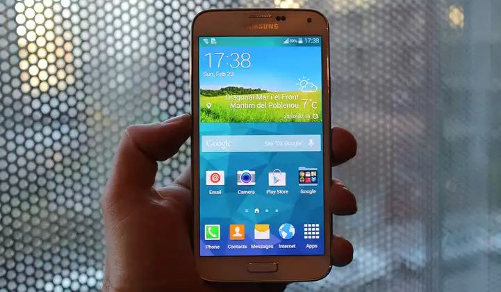 Galaxy S6 antenne