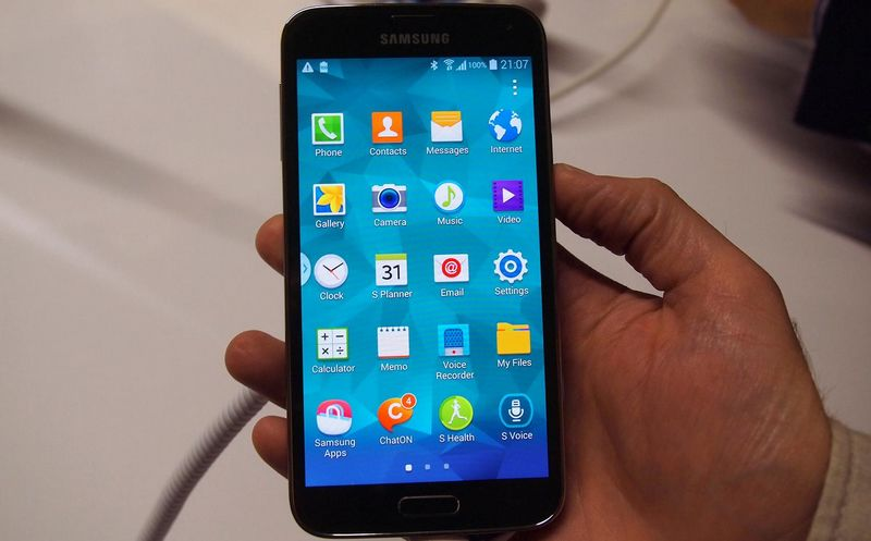 Galaxy S6 applications